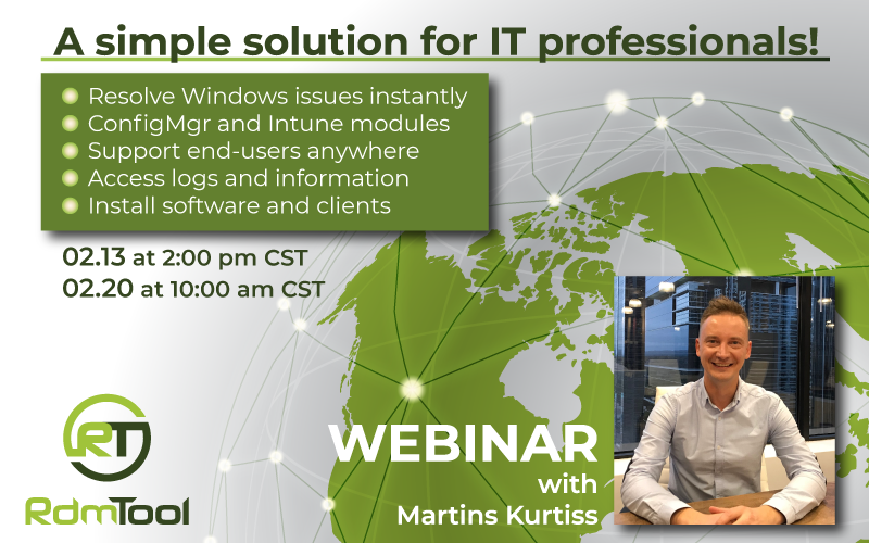WEBINAR: Next Generation Device Management for IT Professionals