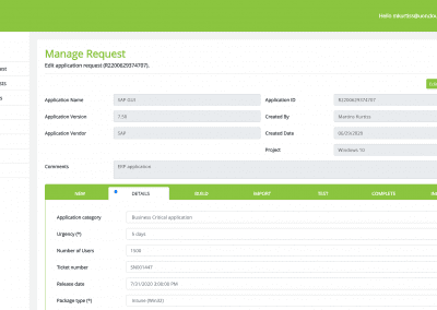 07.1 website – request page